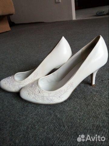 Туфли свадебные тверь