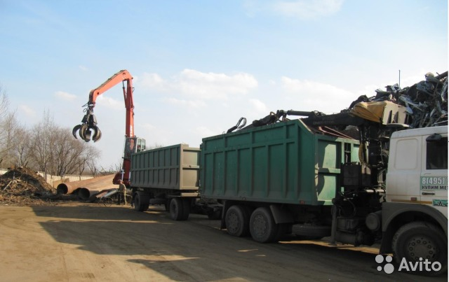 Вывоз металлолома в Одинцово покупка металлолома с вывозом цена в Востряково