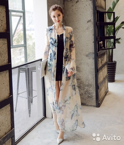 44b96288036 Туника шифоновое платье большого размера купить в Санкт-Петербурге ...