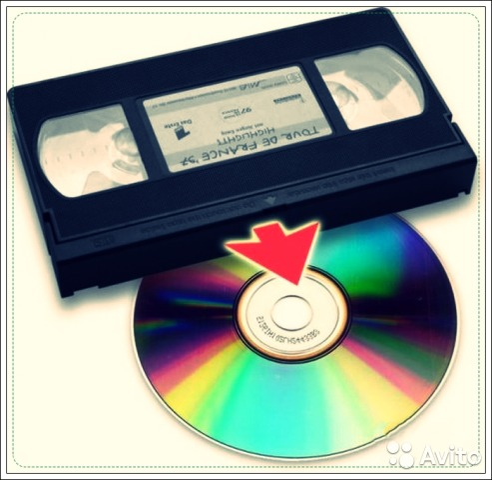 видеомагнитофонов кассеты на диски переписать видео цена элементарных признаков (низкое