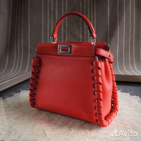 Купить женские сумки FENDI Фенди в интернет магазине в Москве