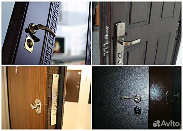 стальные двери цена установка