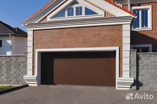 секционные гаражные ворота в сумах купить