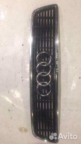 Решетка радиатора Audi А8 Д2 4D0853651B 1998— фотография №1