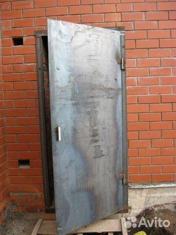сварить железные двери