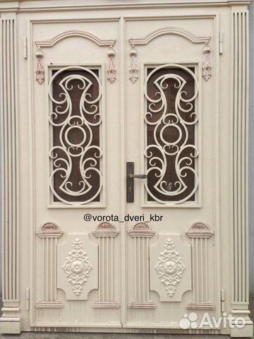 Ворота двери кованые эксклюзивнве купить 1