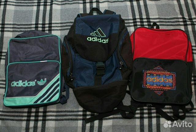 a5e57758 Рюкзаки Nike vtg, adidas originals vintage 80s 90s купить в Санкт ...