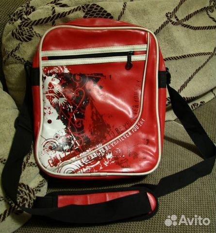 Молодежная сумка. Под размер а4 купить в Новосибирской области на ... ab2b1e36529