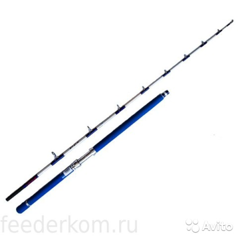 Спиннинг для морской рыбалки SFT Deep Sea Jig 2.1m купить в Санкт ...