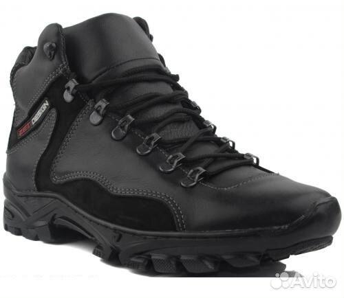 03baa089 Крутые ботинки зима натур кожа и мех размеры40-43 | Festima.Ru ...