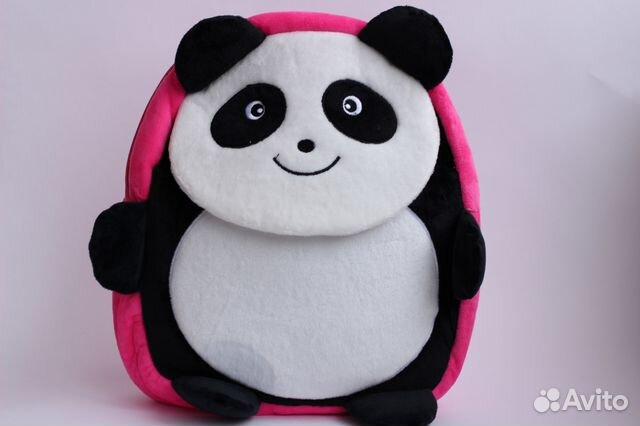 Рюкзак плюшевый панда купить рюкзак для ноутбука 17.3 минск