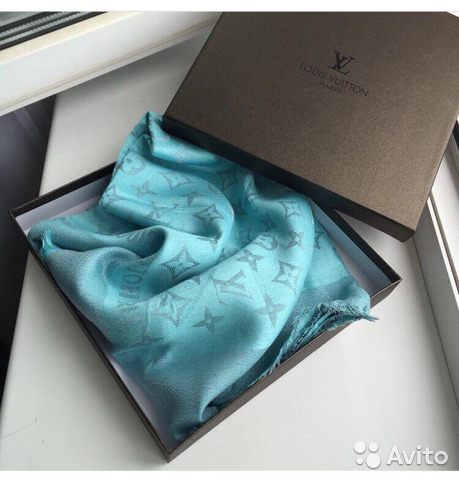 Палантины, платки LV Louis Vuitton   Festima.Ru - Мониторинг объявлений 38a786c40b5