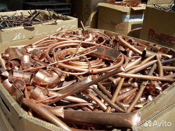 Прием цветного лома владимир демонтажные работ метала прием москва
