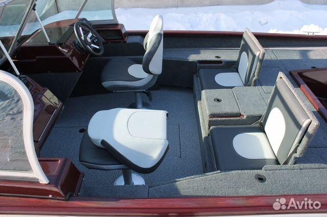 Windboat 5.0 EVO Fish-ну просто шикарная тачка 89023895075 купить 10