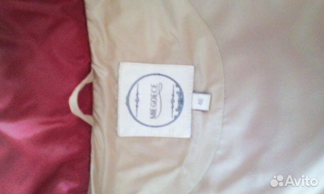 Куртка демисезонная женская. Размер 46-48 89243575950 купить 4