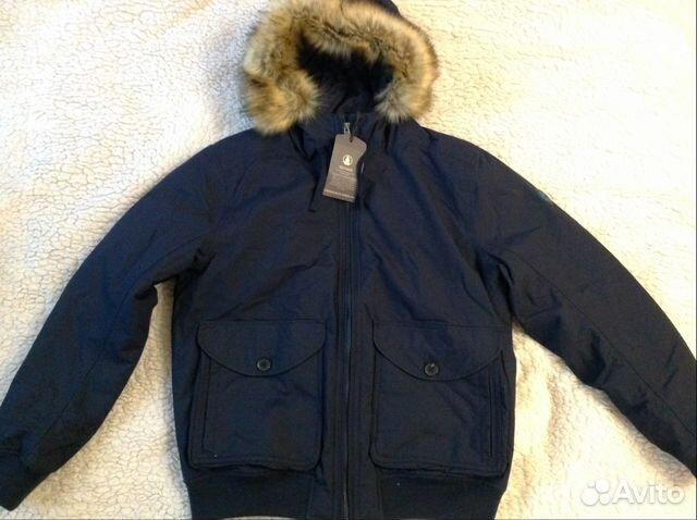 Новая зимняя куртка Timberland оригинал купить в Санкт-Петербурге на ... f829b4285f9