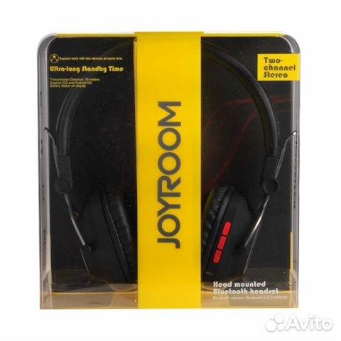Bluetooth наушники joyroom JR-BT149 Black купить в Республике ... 585dda95923ee