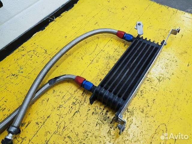 89625003353 Интеркулер АКПП Subaru Legacy
