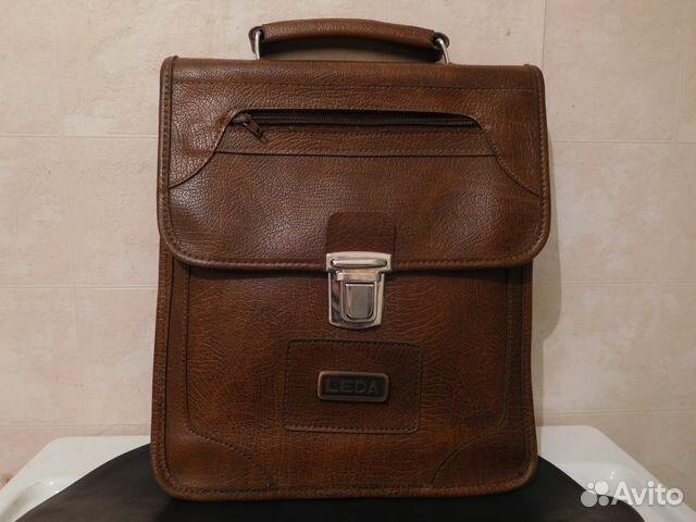 602332b10234 Портфель винтажный купить в Новосибирской области на Avito ...