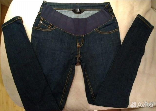 5cc1d8b908c Джинсы брюки для беременных купить в Кировской области на Avito ...