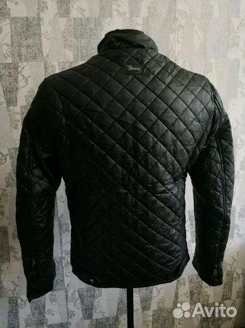 b478eba1f4d4 Мужская куртка Gucci black купить в Москве на Avito — Объявления на ...