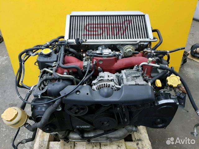89625003353 Двс EJ207 полный комплектации Subaru Impreza, GDB