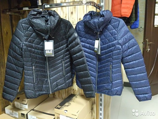 07c758a967 Jack Wolfskin.richmond hill. пуховая куртка | Festima.Ru ...