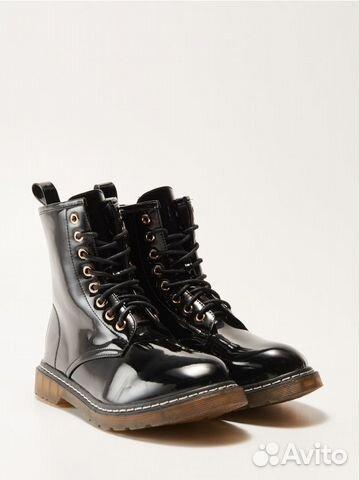 50c19782 Ботинки демисезонные типа Dr. Martens, новые | Festima.Ru ...