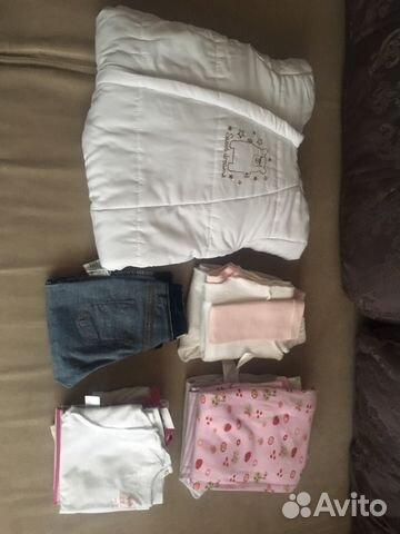 ddbf651efb3a Вещи пакетом для девочки 62-68   Festima.Ru - Мониторинг объявлений