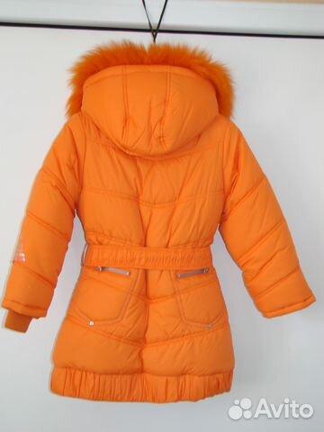 Пальто зимнее danilo для девочки (новое) 89043239180 купить 2