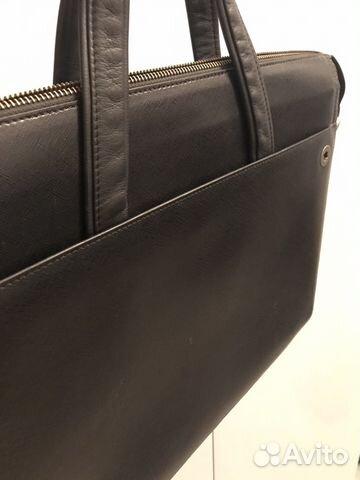00a9d061bf92 Мужская сумка-портфель montblanc купить в Москве на Avito ...