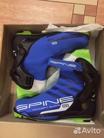2fcbcc49 Ботинки лыжные Spine Concept Skate Pro | Festima.Ru - Мониторинг ...