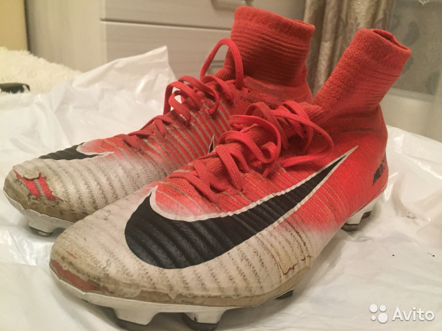 9d6c0f5a Оригинальные Бутсы Nike mercurial | Festima.Ru - Мониторинг объявлений