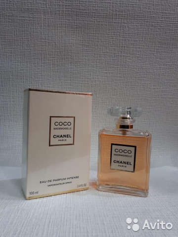 Chanel Coco Mademoiselle Eau De Parfum Intense купить в москве на