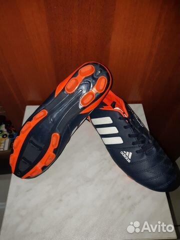 64ee4cac Размер 40 новые бутсы для футбола и регби Adidas | Festima.Ru ...
