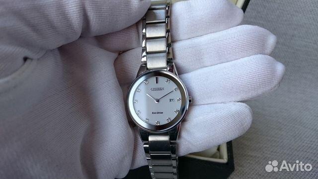 Женские часы Citizen ECO drive J015-S095921 89525003388 купить 2