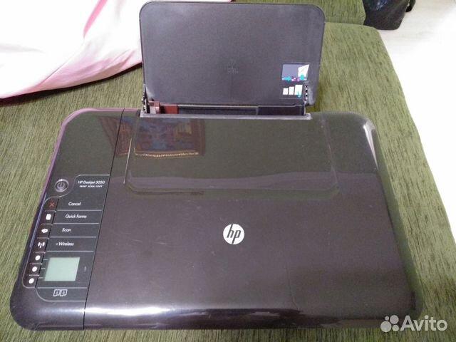 Мфу HP DeskJet 3050 All-in-One