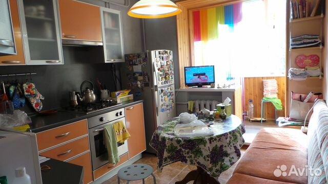 Продается двухкомнатная квартира за 3 600 000 рублей. Московская область, городской округ Домодедово, село Красный Путь, Школьная улица, 67.