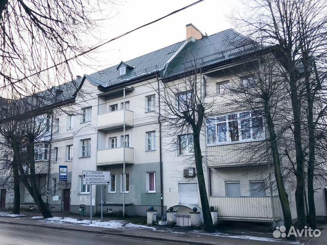 Продается четырехкомнатная квартира за 2 300 000 рублей. Батальная ул.