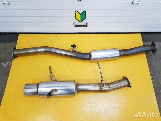 89625003353 Трассу Kakimoto Racing Subaru Impreza, GF8, EJ20