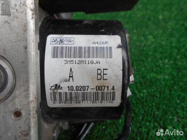 Блок abs Ford Focus 2 DA3 qqdb 2004 88002228407 купить 3
