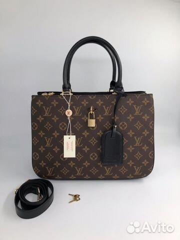 77067f8f6942 Сумка женская Louis Vuitton купить в Москве на Avito — Объявления на ...