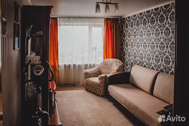 Продается двухкомнатная квартира за 3 600 000 рублей. Петропавловск-Камчатский.
