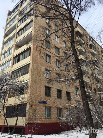 Продается однокомнатная квартира за 9 950 000 рублей. Масловка В. ул, 11.
