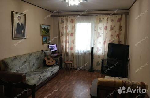 Продается трехкомнатная квартира за 5 650 000 рублей. Нижний Новгород, улица Родионова, 165к5.