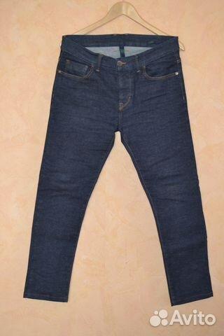 e20e935e76f Benetton джинсы мужские (М) 165-180 slim fit— фотография №1