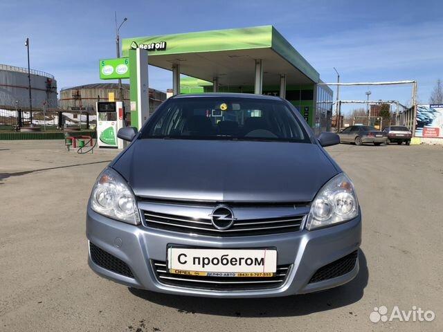 Купить Opel Astra пробег 169 000.00 км 2009 год выпуска