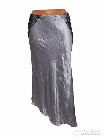 dd181efe9 Длинная шёлковая юбка, пр-во Италия, новая 614 купить в Москве на ...