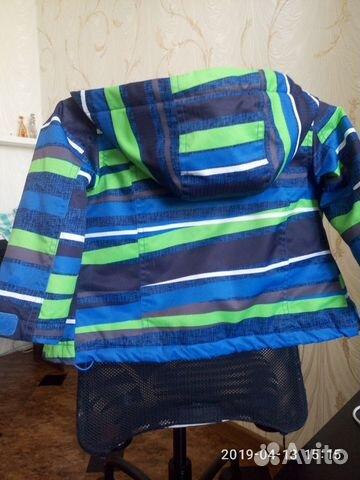 Куртка на весну 89537936121 купить 2