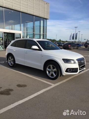 Audi Q5, 2010 89173481415 купить 5